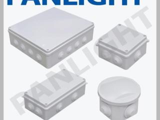 ЭЛЕКТРОМОНТАЖНЫЕ КОРОБКИ, распределительные коробки, Panlight, доза