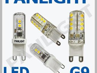 BEC G9 LED, economie energie, becuri, spoturi, becuri spoturi led, led