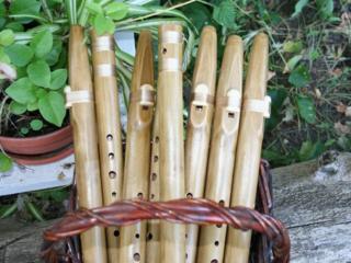 Этнические флейты