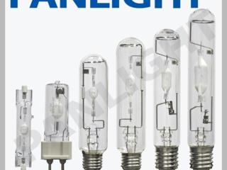 BECURI VAPORI metal halide, becuri halogenuri metalice, PANLIGHT, LED