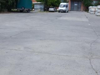 Аренда бетонной площадки (1600 м2) возле таможни
