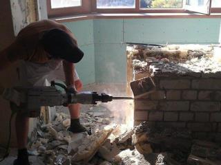 Бельцы! Ломаем разрушаем режем бетон бетоновырубка алмазное сверление!