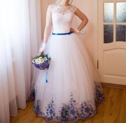 Продам свадебное платье+аксессуары. Реальному покупателю сделаю скидку