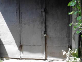 Бендеры Продам каменный высокий гараж под Газель в районе очистных