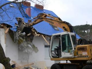 Бельцы. Снос разборка демонтаж любых домов зданий сооружений построек.