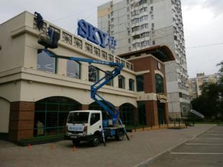 Автовышка в Одессе - услуги, аренда, заказ