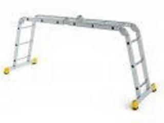 Алюминиевые лестницы и стремянки. Scari din aluminiu de la 500 lei