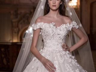 Свадебное платье. (не венчанное! ).