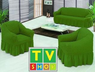 Еврочехлы для мягкой мебели! Для стульев! Выбор моделей и расцветок
