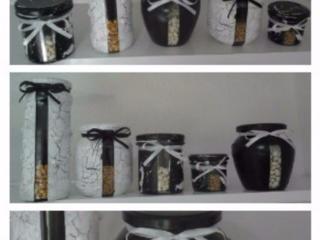 Баночки и вазы ручной работы, в наличии и на заказ. Отличный подарок!