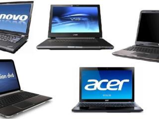 Продаем б/у ноутбуки с гарантией от 75$