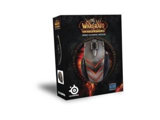 КУПЛЮ Мышь SteelSeries 62100 World of Warcraft Cataclysm MMO
