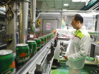 Germania - Informatii privind lucru la Fabrica de Bere.