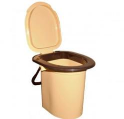 Ведро-туалет. Возможна и доставка
