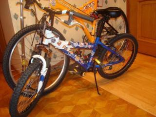 Продаю велосипед Giant MTX 200, колеса 20-дюймовые, в отличном сост.