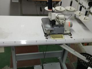 Продам промышленный оверлок brother ma4 b581(пятинитка)220в.