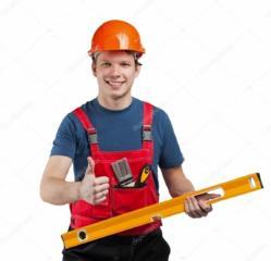 Выполним строительные работы.