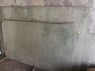 Стекло витринное, толщина 5-8 мм, размеры 1000 мм х 2000 мм