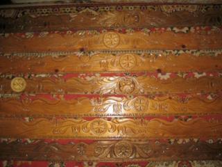Декоративные панели из дерева.