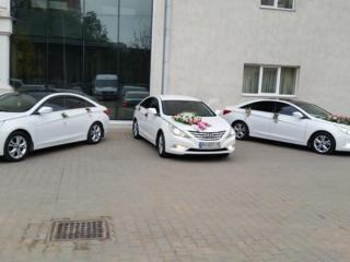 Авто на свадьбу, кортежи Hyundai Sonata(YF), У нас самые низкие цены!