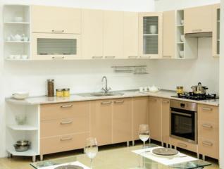"""Кухни угловые и прямые разных размеров /""""Амбианца"""" Кишинев /."""