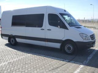 Transport de pasageri in fiecare zi spre Germania si din Germania
