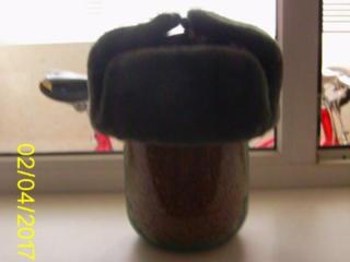Продам шапка ушанка-солдатская