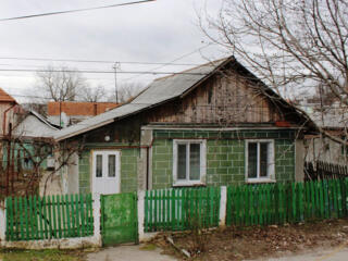 Schimb 1/2 casa de locuit si teren 2 ari - pe apartament