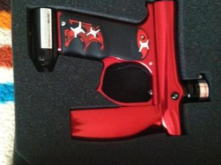 Продается пистолет для пейнтбола 150 у. е