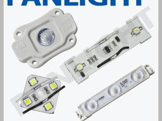 Module cu led, Panlight, iluminarea cu led in Moldova, module led