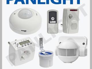 Accesorii pentru iluminarea, Senzor cu microunde, senzor infrarosu