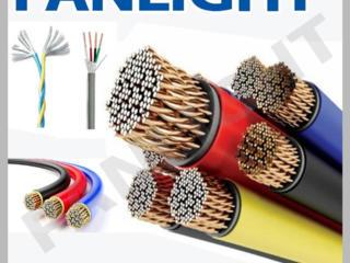 Cablu electric, cablu de forta, fir electric, panlight, accesorii fir