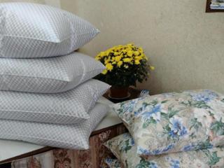 Реставрация подушек, перин и одеял