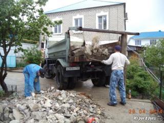Вывоз строительного мусора,старой мебели старых вещей разное транспорт