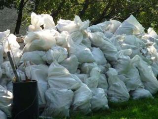 Вывоз мусора / Îndepărtarea gunoiului