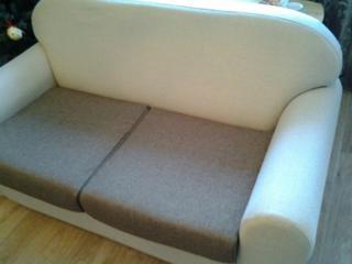 Ремонт и реставрация мягкой мебели. Недорого