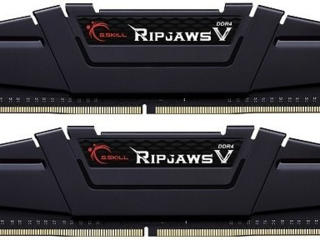 G.Skill Ripjaws 16GB DDR4 Dual-Channel Kit F4-3200C16D-16GVKB