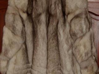 Полушубок песцовый Греция, фото