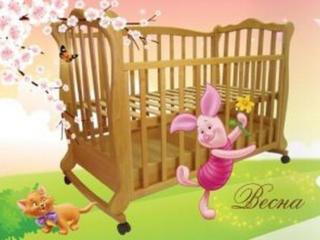 Детская кроватка Весна