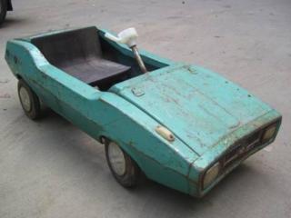 Куплю детские педальные машинки времен СССР