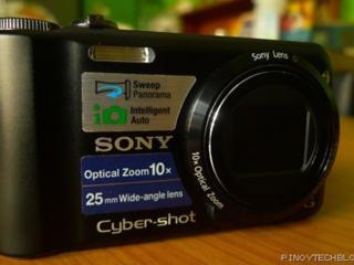 Sony Cyber-shot DSC-H55 идеальное состояние, разумный торг.