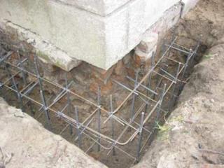 Бельцы усиление укрепление гидроизоляция фундаментов! заливка отмотки!