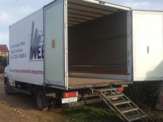 Перевозка грузов и мебели в любые направления. Мерседес 614.