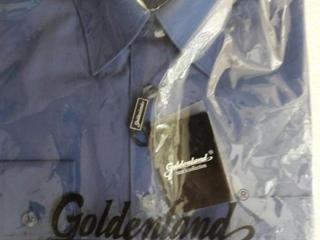 Рубашки новые из хлопка - размеры 39, 42, М, L (52).