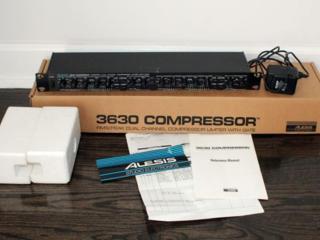 Продам Alesis 3630 компрессор