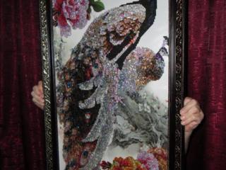 Продаю шикарные картины в технике алмазной вышивки.