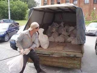 Вывоз строительного мусора из квартир и домов! Eliminarea gunoiului!