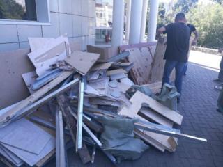 Вывоз строительного мусора, недорого!!!