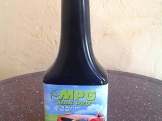 Продаю очиститель топливной системы MPG-MAX-PRO
