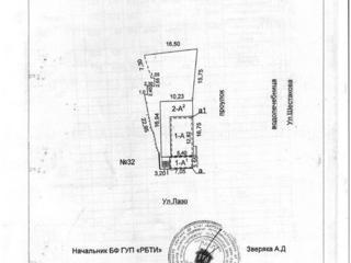 Бендеры ЦЕНТР 2-эт. здание (нежилое) 298 м2 на участке 5 соток